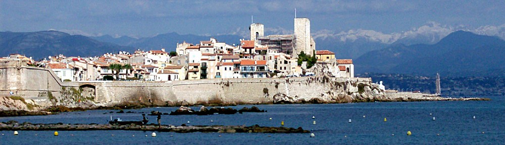 Lo Nis, heart of Antibes